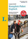 'Langenscheidt Komplett-Paket Englisch: Sprachkurs für Anfänger und Fortgeschrittene - David Hilborne-Clarke, Peter Oldham [2 Bücher, 6 Audio-CDs, 1 DVD-ROM]'