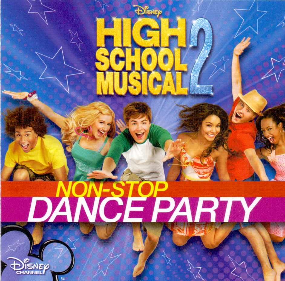 High School Musical 2: Non-Stop Dance Party [Im...