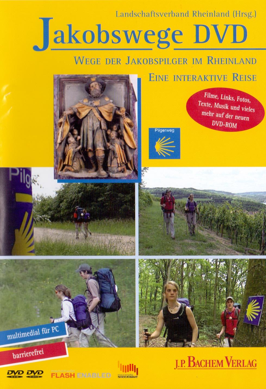 Jakobswege DVD - Wege der Jakobspilger im Rhein...