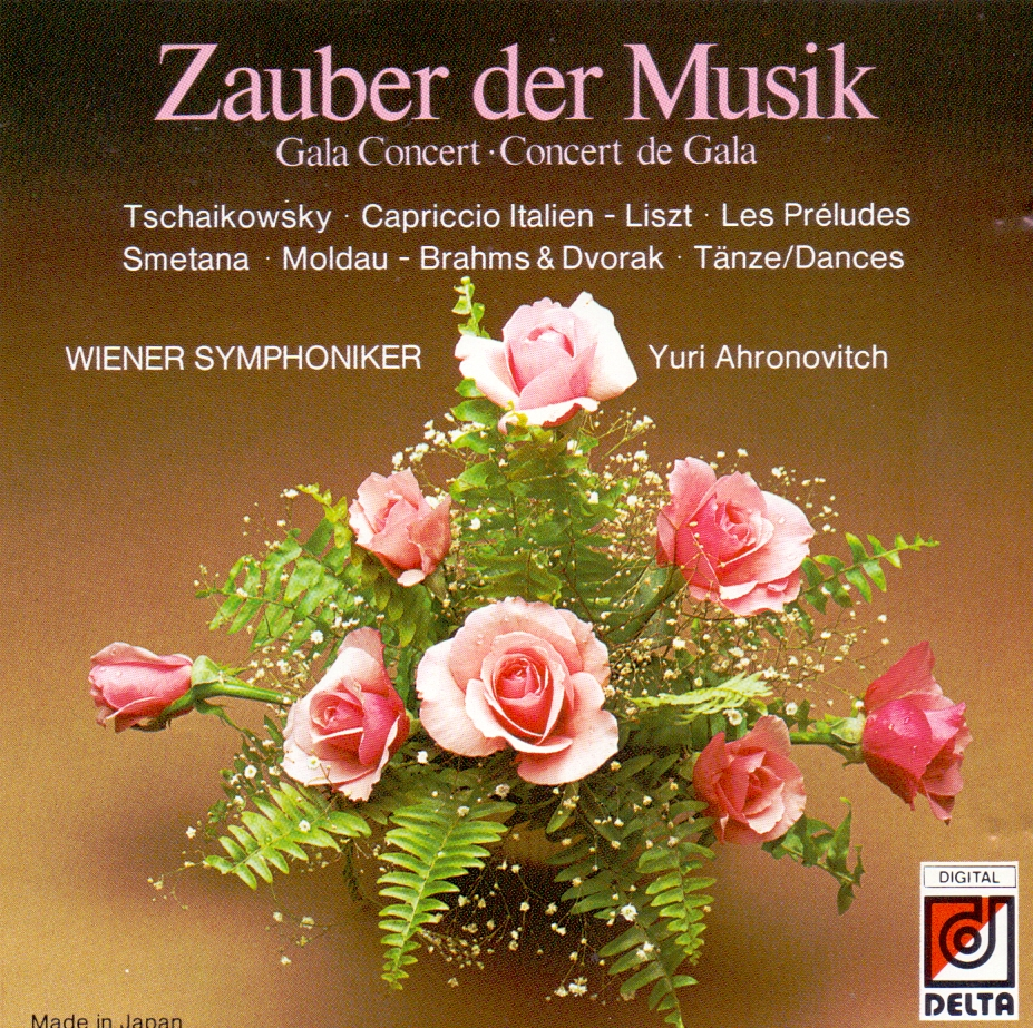Various - Zauber der Musik - Gala Concert, Conc...