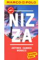 Marco Polo Reiseführer: Nizza - Antibes, Cannes, Monaco - Jördis Kimpfler & Muriel Kiefel [Broschiert, 5. Auflage 2016]