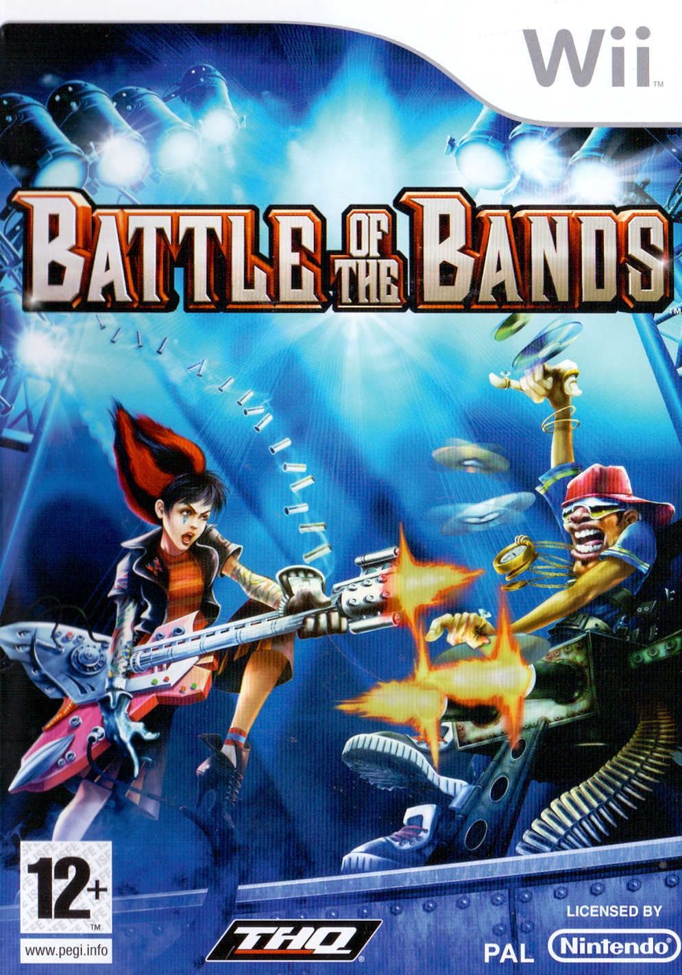 Battle of the Bands [Internationale Version]