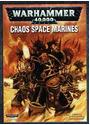 Warhammer 40.000: Codex - Chaos Space Marines [Broschiert, Auflage 2007]