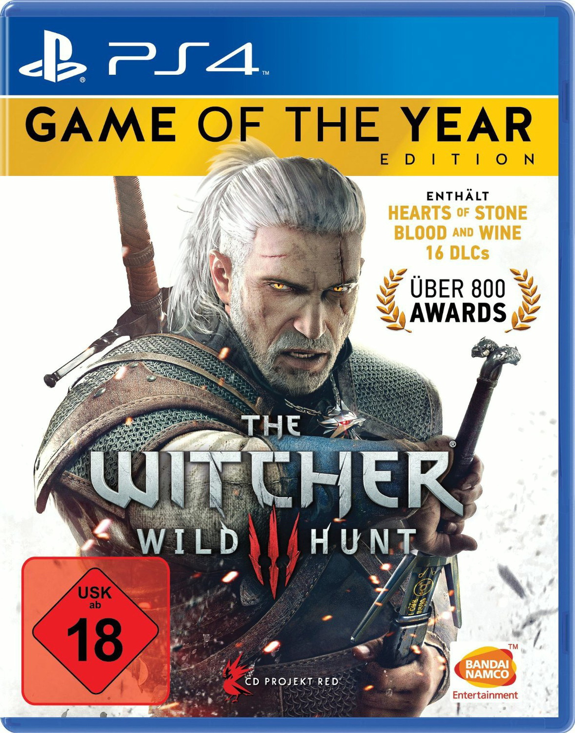 The Witcher 3 - Wilde Jagd [Game Of The Year Ed...