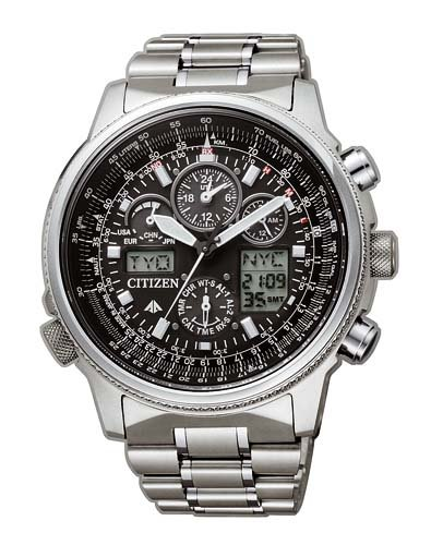 Citizen Promaster Super Pilot JY8020-52E