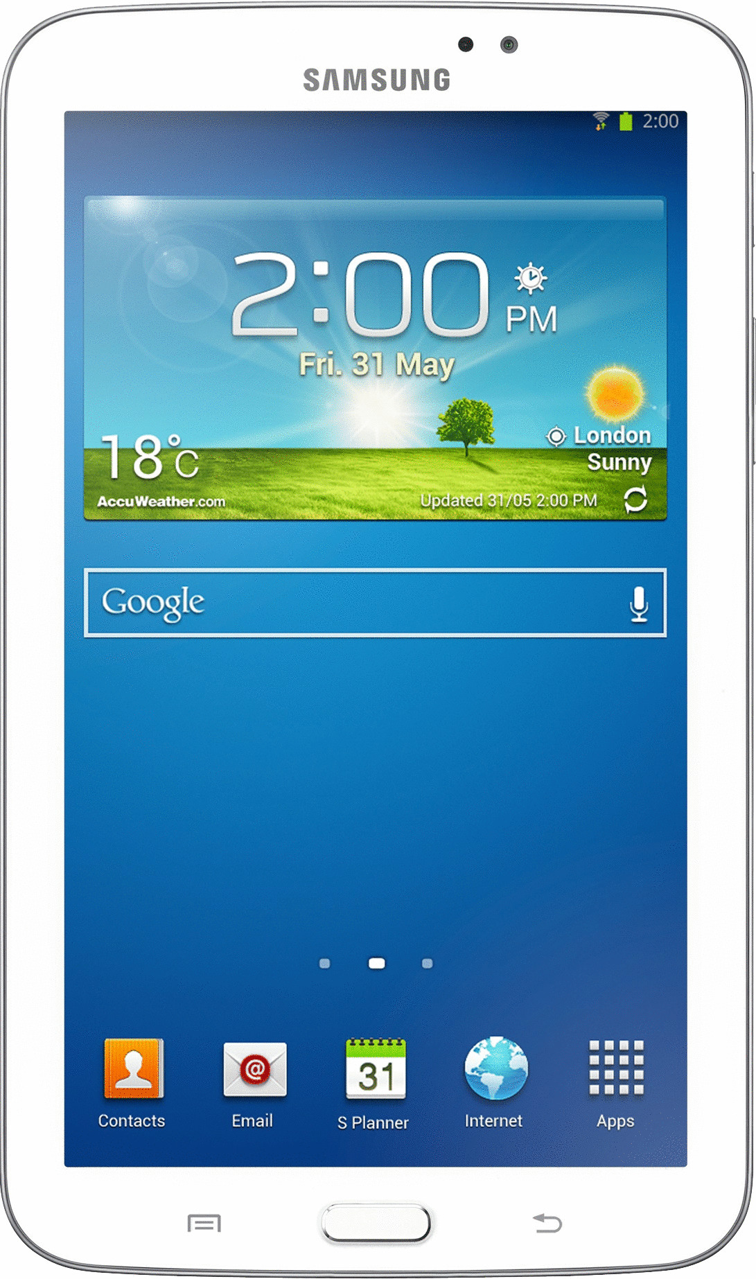 Samsung Galaxy Tab 3 7.0 7 16GB [Wifi] wit