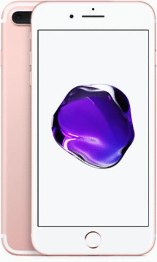 Apple iPhone 7 Plus 128GB oro rosa (Ricondizionato)