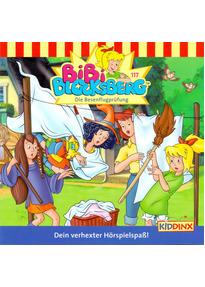 Bibi Blocksberg: Folge 117 - Die Besenflugprüfung