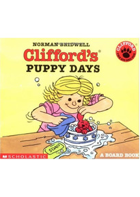 Clifford's Puppy Days - Norman Bridwell [Hardcover]