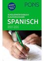 PONS Schülerwörterbuch: Klausurausgabe - Spanisch [Gebundene Ausgabe]