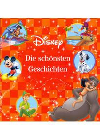 Disney - Die schönsten Geschichten [Gebundene Ausgabe]