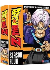 Dragon Ball Z: Season Four [6 DVDs, US Import]