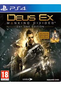 Deus Ex Mankind Divided [Steelbook Edition, Internationale Version]