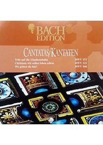 Bach Edition: Pieter Jan Leusink - Cantatas / Kantaten - BWV 152, BWV 121, BWV 166 [Import]