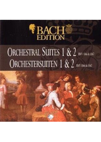 Bach Edition: Robert Haydon Clark - Orchestral Suites 1 & 2 [Import]