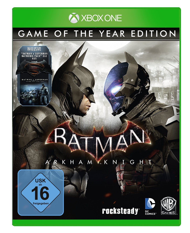 Batman: Arkham Knight [Game Of The Year Edition]