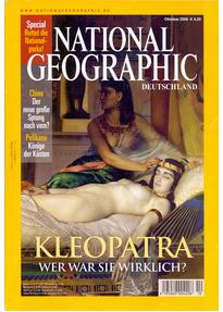 National Geographic Deutschland 10/2006: Kleopatra wer war sie wirklich?