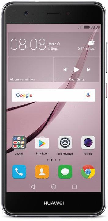 Huawei Nova 32GB grau