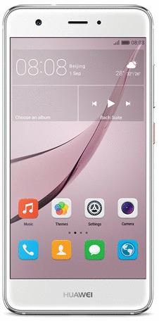 Huawei Nova 32GB silber