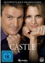 Castle - Die komplette achte und finale Staffel [6 Discs]