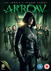 Arrow: The Complete Second Season 2 [UK Import, 5 DVDs]