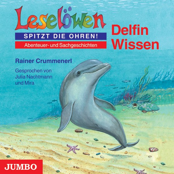 Delfin Wissen - Rainer Crummenerl [Audio CD]