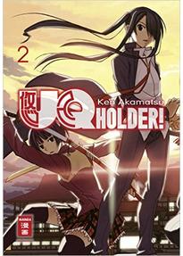 UQ Holder!: Band 2 - Ken Akamatsu [Taschenbuch]