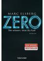 ZERO - Sie wissen, was du tust - Marc Elsberg [Taschenbuch]