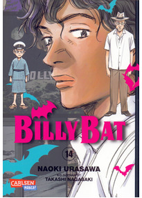 Billy Bat: Band 14 - Naoki Urasawa [Taschenbuch]