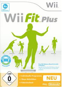 Wii Fit Plus [Bundle Copy]