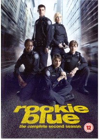 Rookie Blue: The Complete Second Season [4 DVDs, UK Import]
