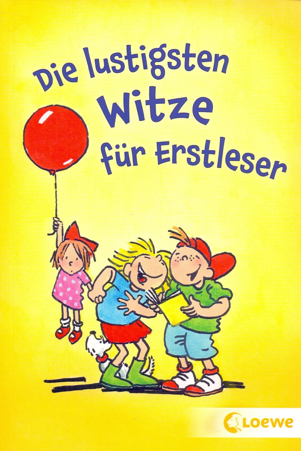 Die lustigsten Witze für Erstleser - Hans Gärtn...