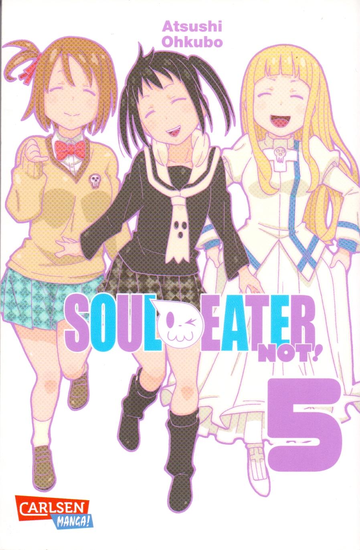 Soul Eater Not!: Band 5 - Atsushi Ohkubo [Tasch...