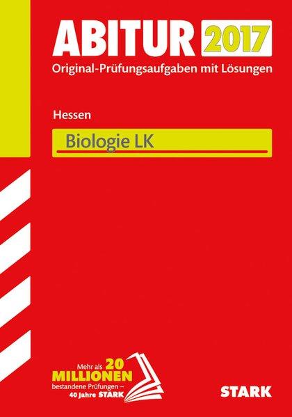 Abiturprüfung Hessen - Biologie LK[Taschenbuch]