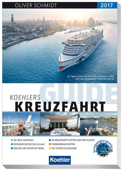 KOEHLERS GUIDE KREUZFAHRT 2017[Taschenbuch]