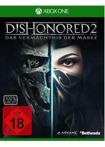 Dishonored II - Das Vermächtnis der Maske [Limited Edition]