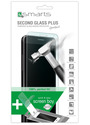 4smarts Second Glass Plus: Tempered Glass Screen Protection transparent [inkl. Montagehilfe, für Apple iPhone 5 / 5S/ 5C]