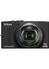 Nikon Coolpix S8200 schwarz