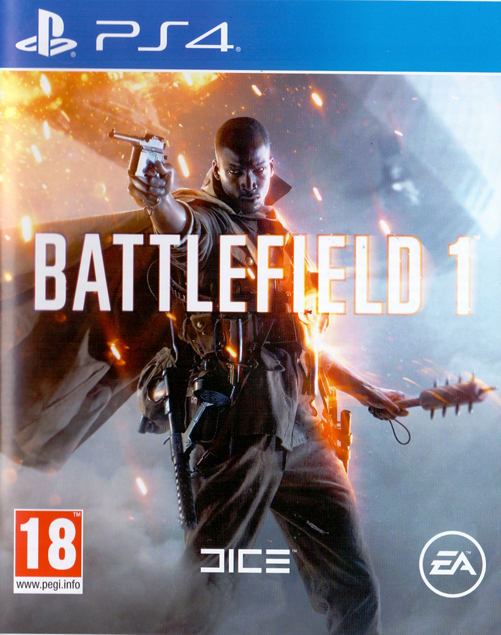 Battlefield 1 [AT Import]