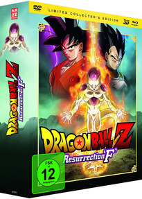 Dragonball Z: Resurrection F 3D [Limited Collector's Edition inkl. Poster, 3 Discs]