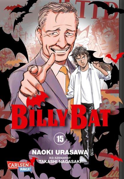 Billy Bat 15 - Takashi Nagasaki [Taschenbuch]