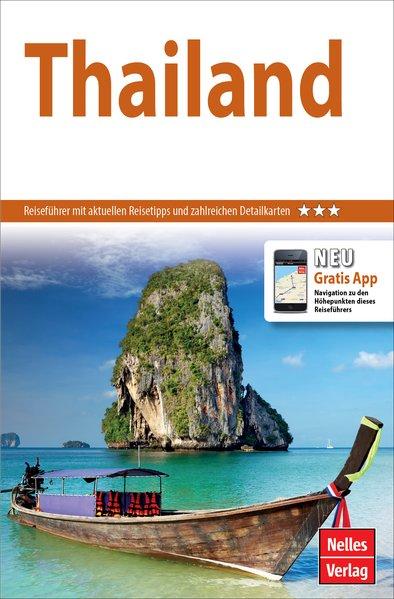 Nelles Guide Reiseführer Thailand [Taschenbuch]