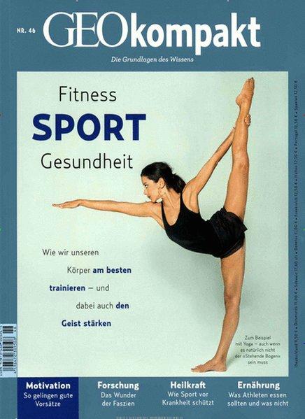 GEO kompakt / GEOkompakt 46/2016 - Sport [Tasch...