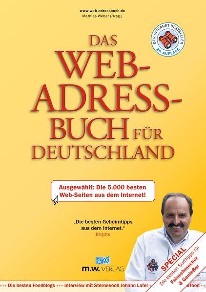 Das Web-Adressbuch für Deutschland 2017. Ausgew...
