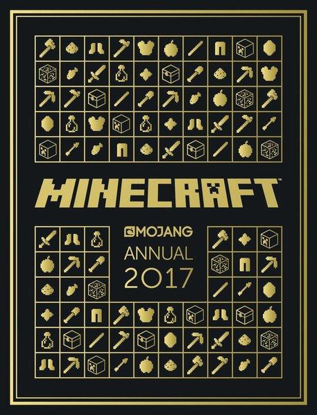 Minecraft Annual 2017 [Gebundene Ausgabe]