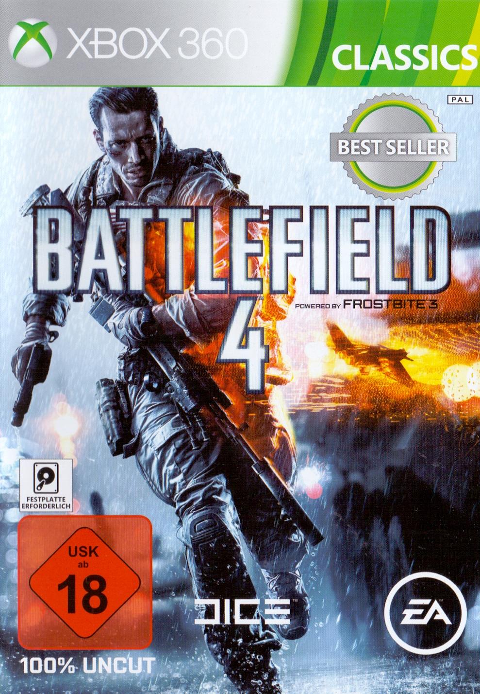 Battlefield 4 [Classics, 2 Discs]