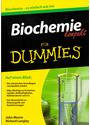 Biochemie kompakt für Dummies - John Moore [Taschenbuch]