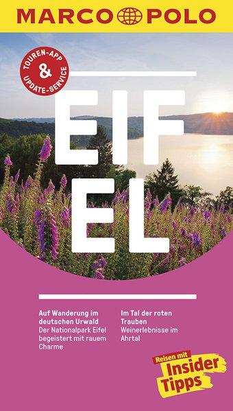 MARCO POLO Reiseführer Eifel. Reisen mit Inside...