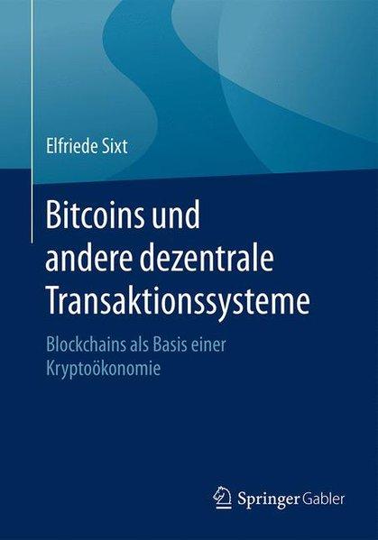 Bitcoins und andere dezentrale Transaktionssyst...