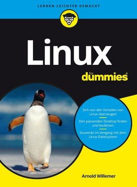 Linux für Dummies - Arnold Willemer [Taschenbuch]